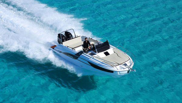 Location bateau BENETEAU 770 Flyer Sun Deck cannes - mandelieu - theoule