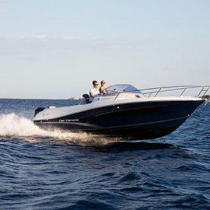 Location bateau CAP CAMARAT CABINE cannes - mandelieu - theoule