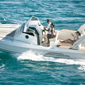 Location bateau CAPELLI Tempest 700 cannes - mandelieu - theoule