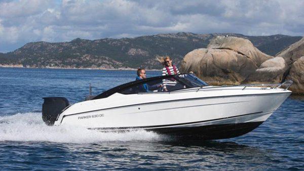 Location bateau PARKER 630 Cabine cannes - mandelieu - theoule