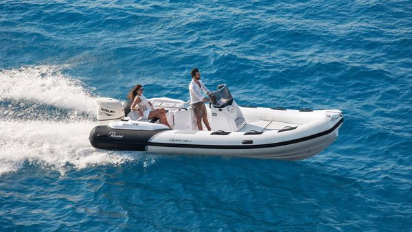 Location bateau ranieri cayman 21S 140CV cannes - mandelieu - theoule